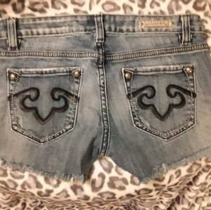 ReRock by Express shorts